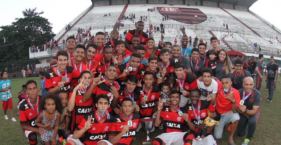 Taça Guanabara Sub 17 - Final - Flamengo x Botafogo - 03/07/2016