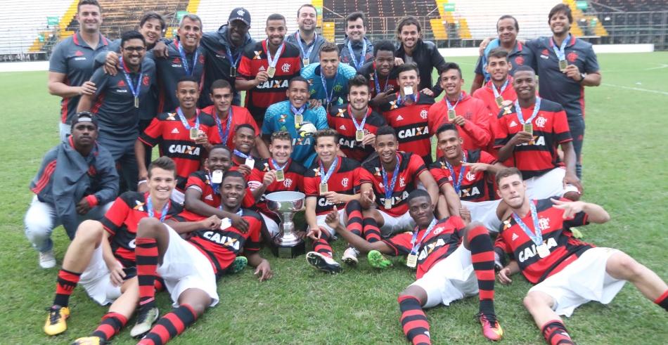 Botafogo x Flamengo - Final Taça Rio Sub 20 - 30/07/2016