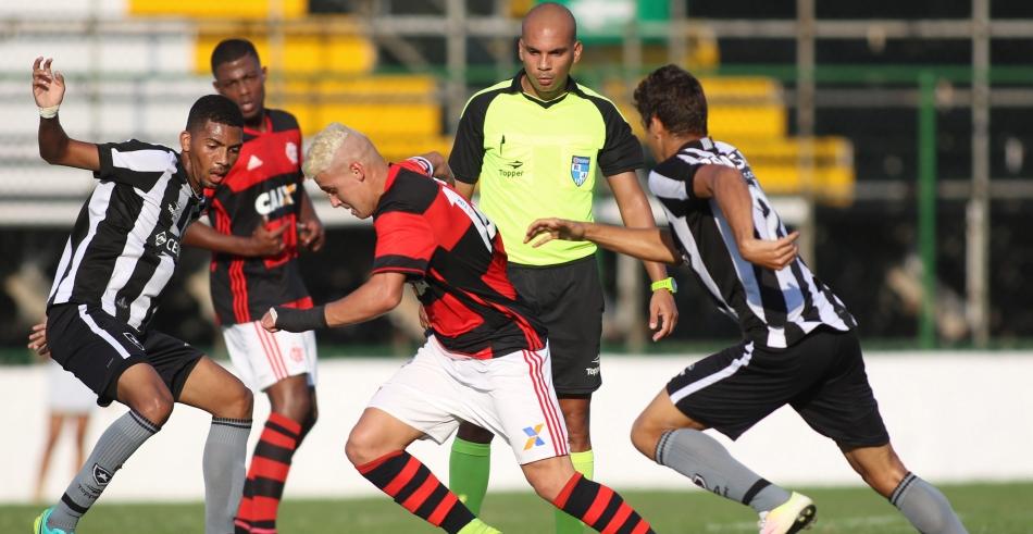 Botafogo x Flamengo - Final Carioca Sub-20 - 06/08/2016