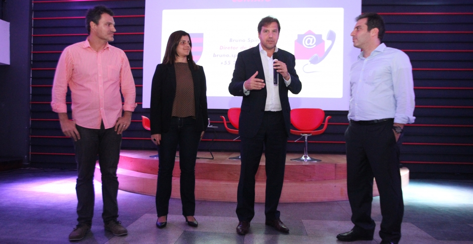 Casa Flamengo - Conferência Negócios no Esporte - 19/08/2016