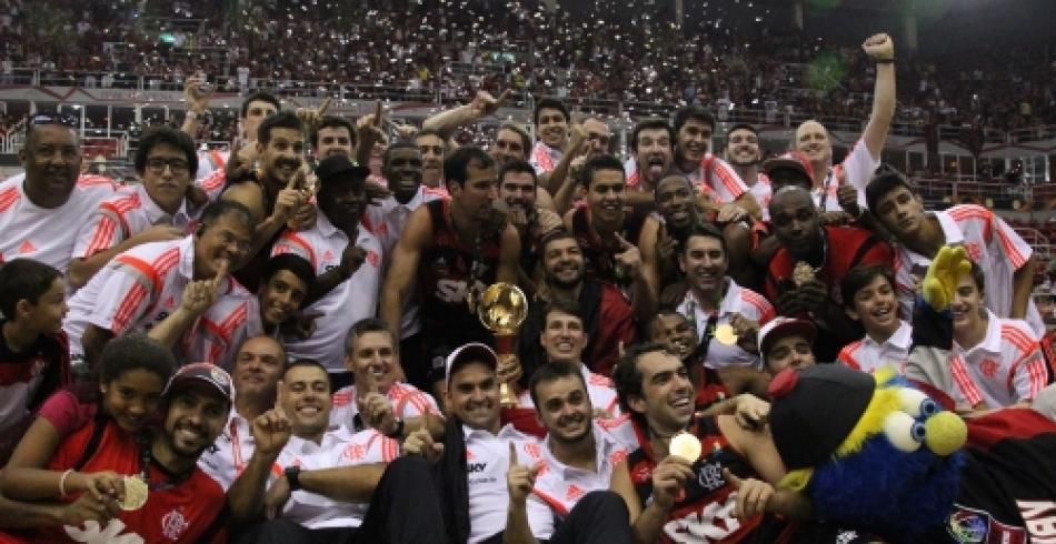 Flamengo x Maccabi Tel Aviv - Final - 28/09/2014
