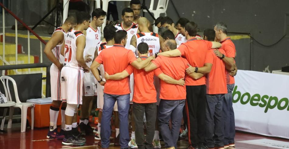 Flamengo x Liga Sorocabana - 01/12/2016