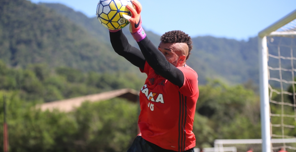 Treino do Flamengo - 06/12/2016