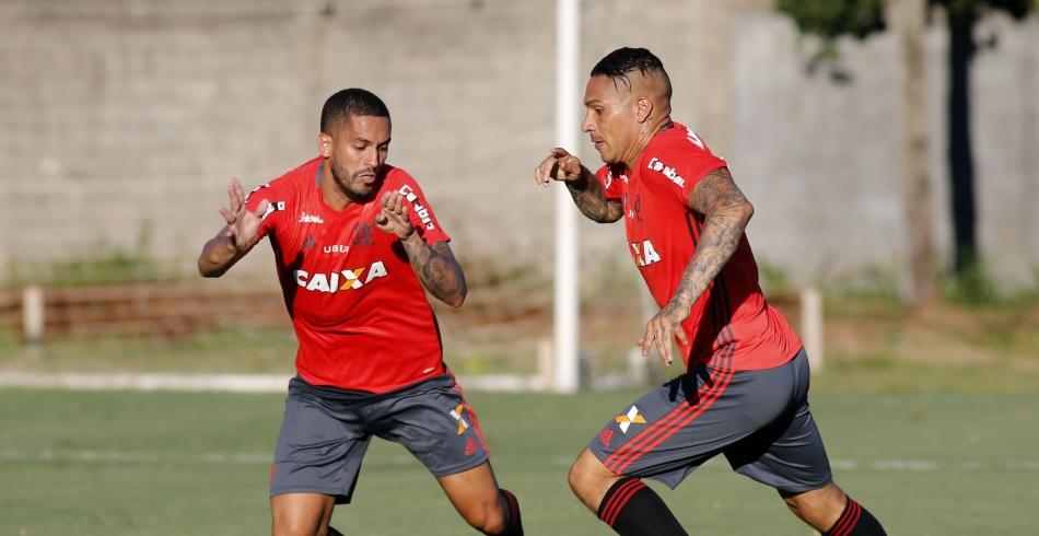 Treino do Flamengo - 06/02/2017