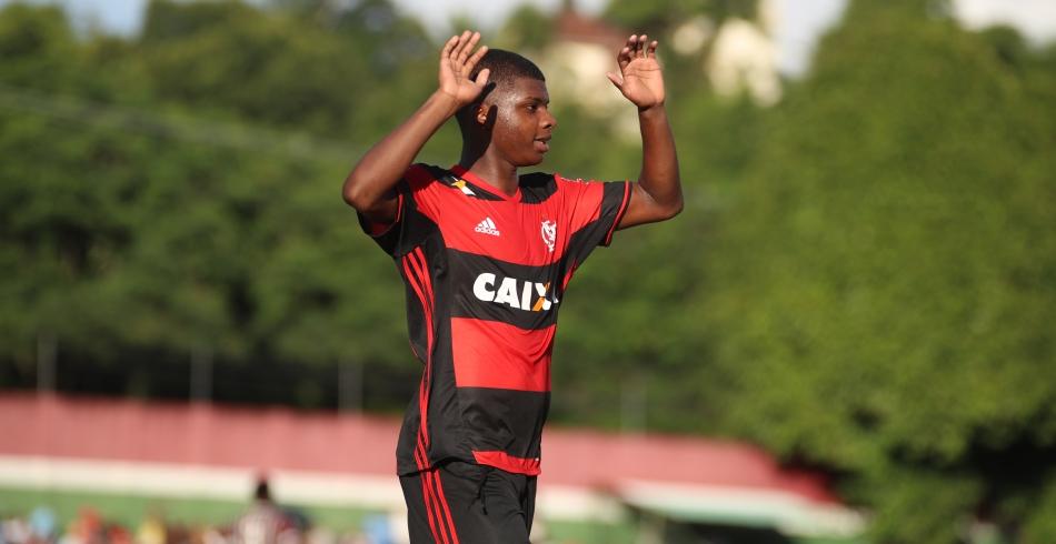 Fluminense x Flamengo - sub 20 - 01/04/2017