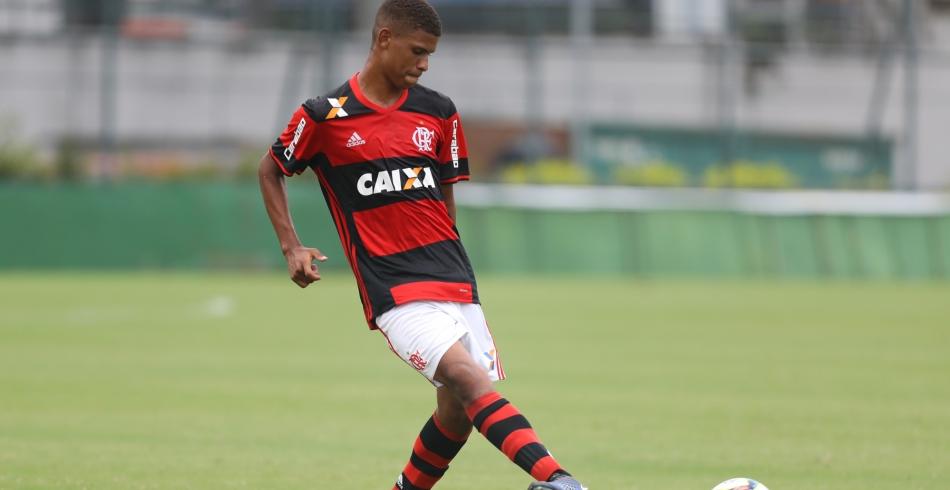 Sub-15 - Flamengo x Carapebus - 08/04/2017