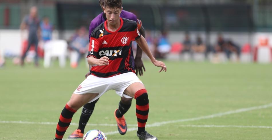 Sub-17 - Flamengo x Carapebus - 08/04/2017