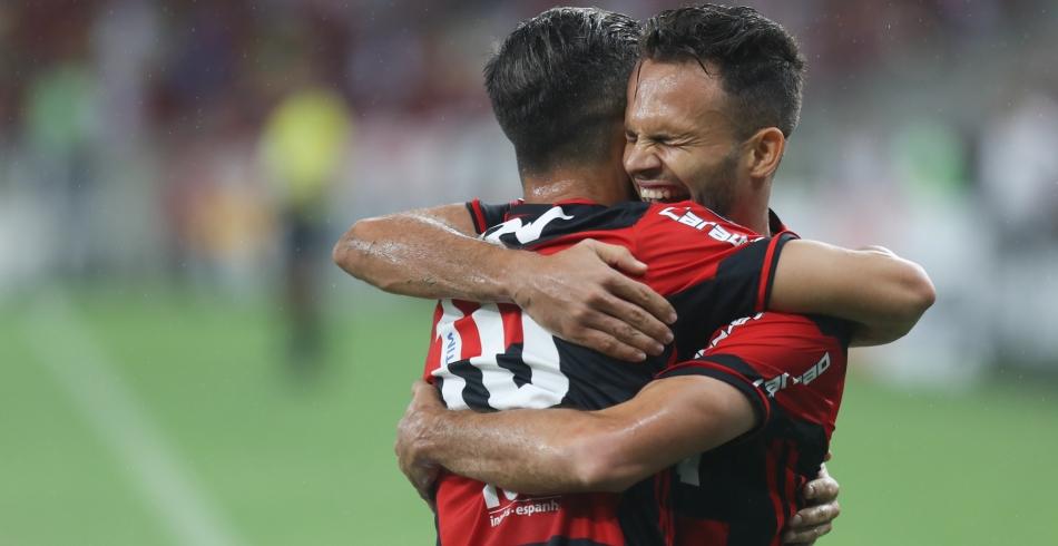 Flamengo x Atlético-PR - Galeria 2 - 12/04/2017