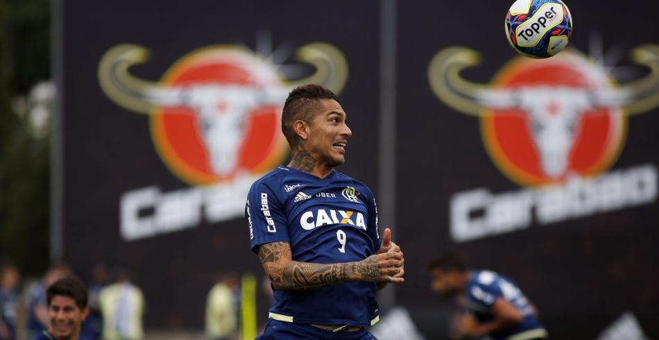 Treino do Flamengo - 14/04/2017