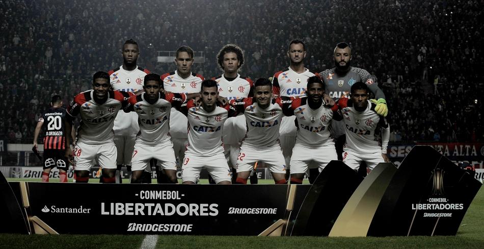 San Lorenzo x Flamengo - 17/05/2017