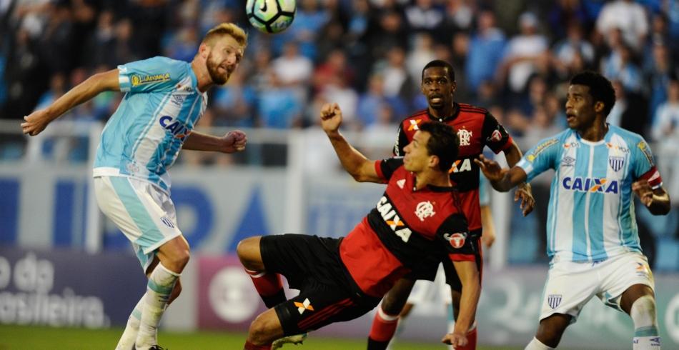 Avaí 1 x 1 Flamengo