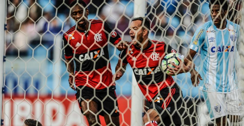 Avai x Flamengo - 11/06/2017