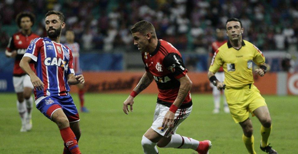 Bahia x Flamengo - 25/06/2017