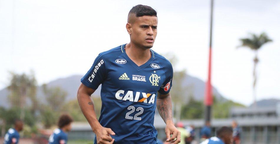 Treino do Flamengo - 04/10/2017