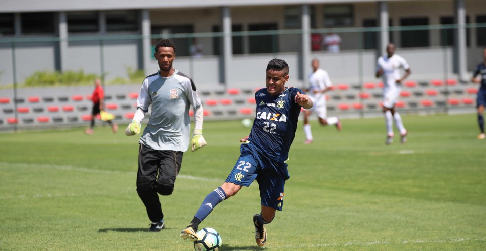 Jogo-treino Flamengo x Itaboraí Profute | 07/10/2017