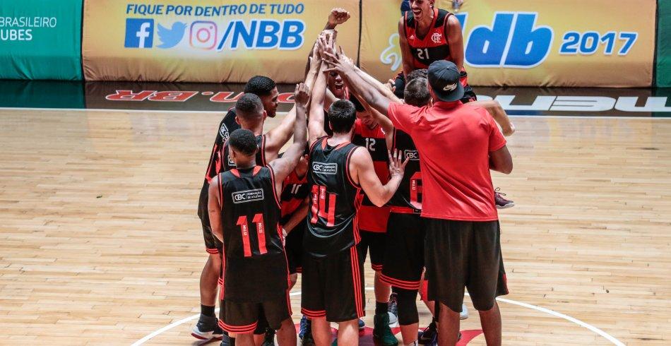 Flamengo 68 x 56 São José - LDB