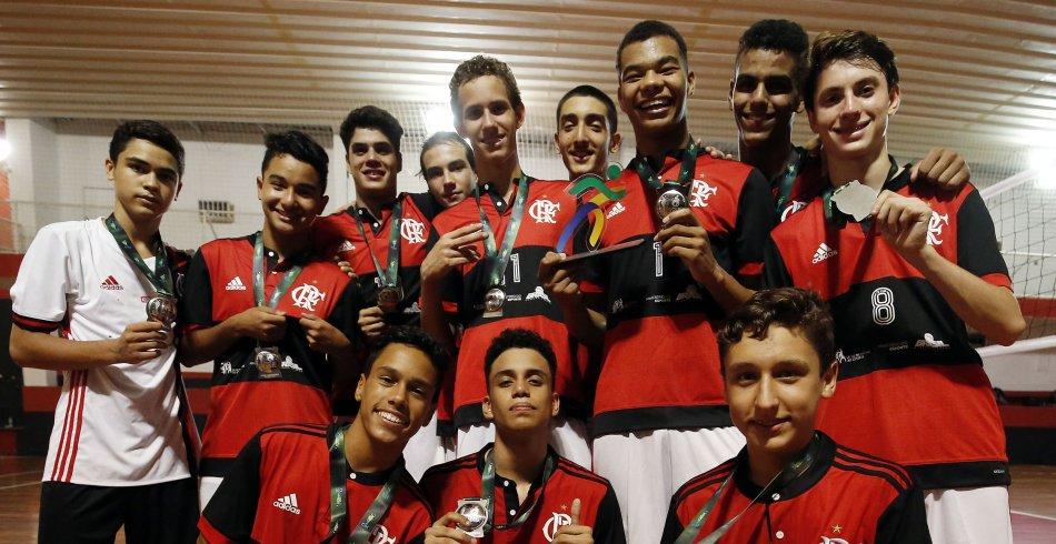 Flamengo x Fluminense - sub 16 - 10/11/2017
