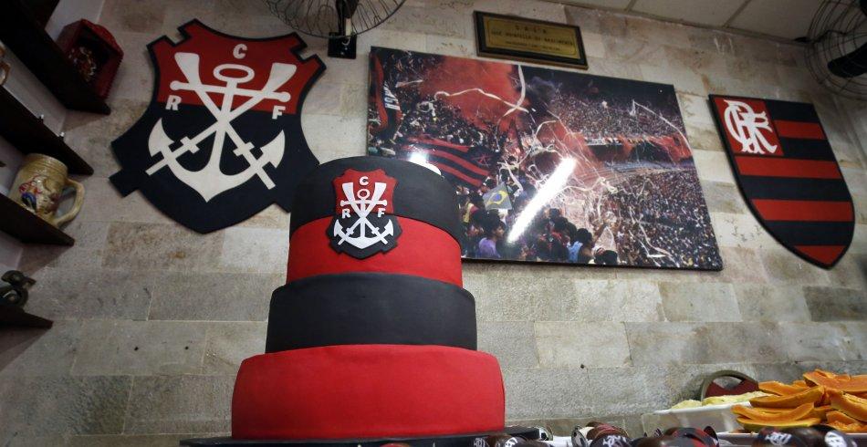 Flamengo 122 anos - O Dia na Gávea