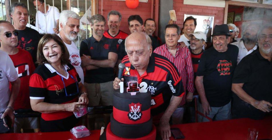 Flamengo 122 Anos - O Dia na Gávea - 15/11/2017