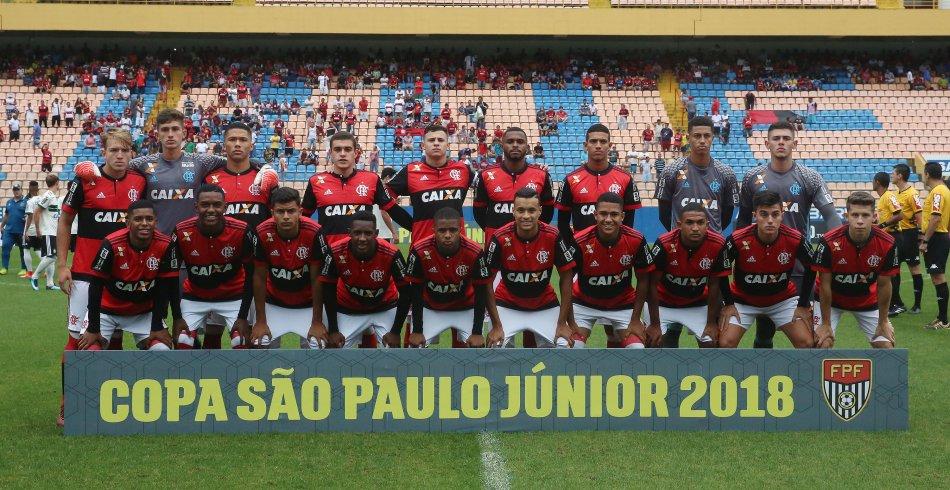 Flamengo x Coritiba | Copa São Paulo - 14/01/2018
