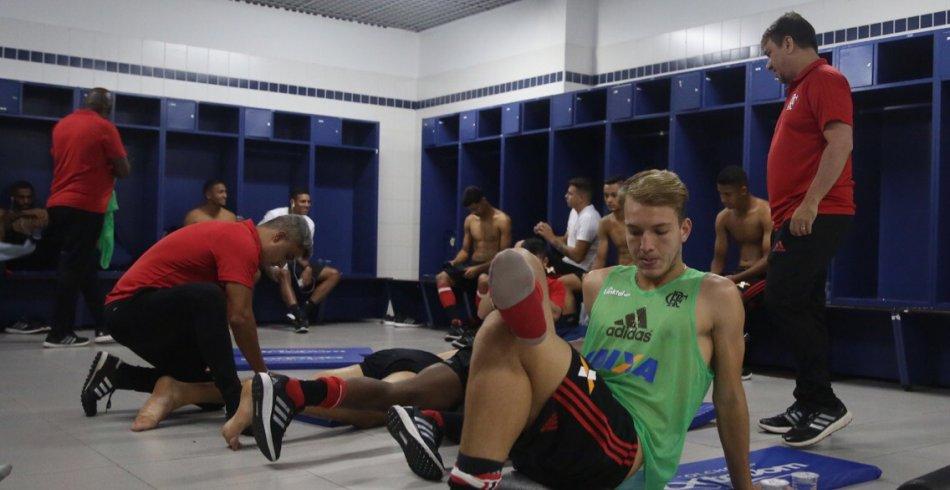 Flamengo x Audax | Copa São Paulo 16/01/2018