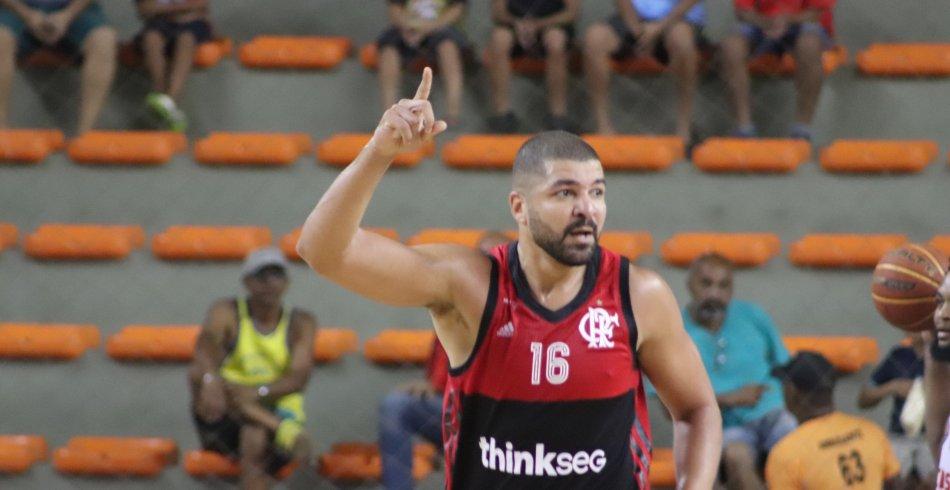 Vitória x Flamengo | NBB 10 | 16/01/2018