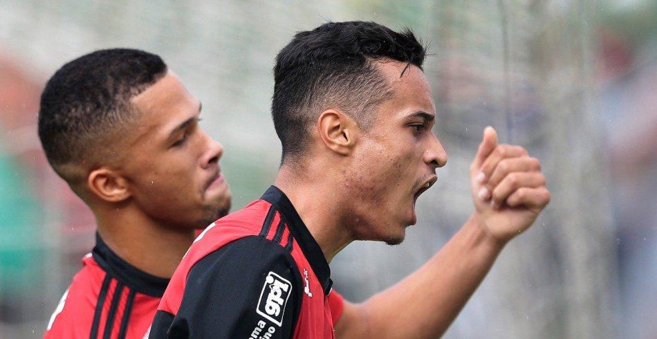 Flamengo x Portuguesa | Copa São Paulo de Futebol Júnior | 22/01/2018