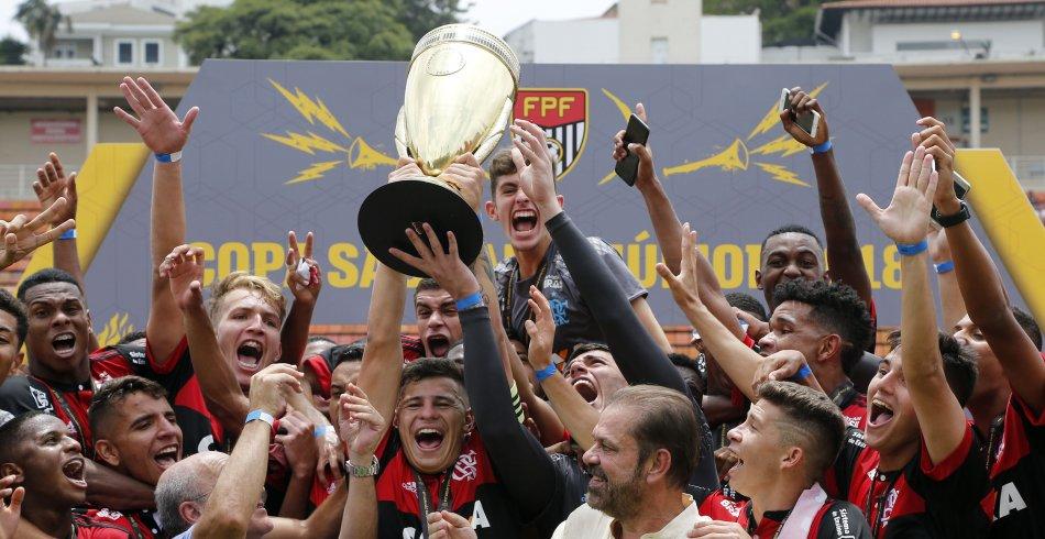 São Paulo x Flamengo - Copa São Paulo de Futebol Júnior - 25/01/2018