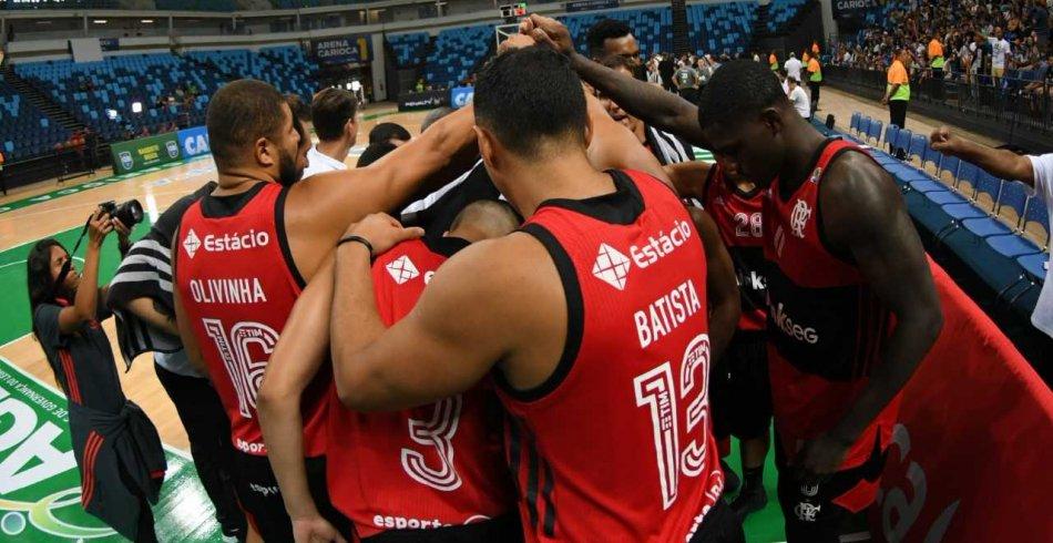 Vasco 75 x 89 Flamengo - NBB 10 | 27/01/2018