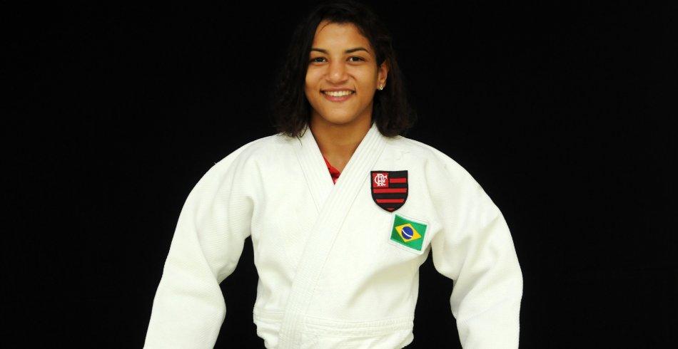 Sarah Menezes é do Flamengo - 02/03/2018