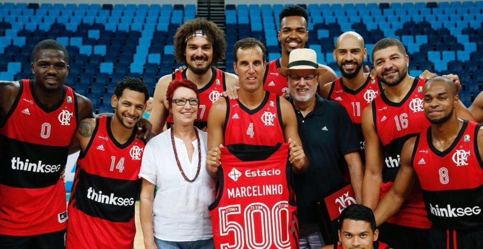 Flamengo x Minas TC   Novo Basquete Brasil 10   03/03/2018