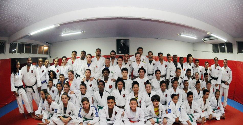 Primeiro treino da Sarah Menezes | 02/03/2018