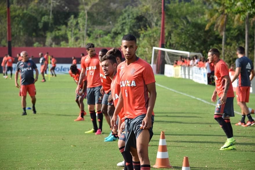 Fotos: Andrey Menezes / Fla TV
