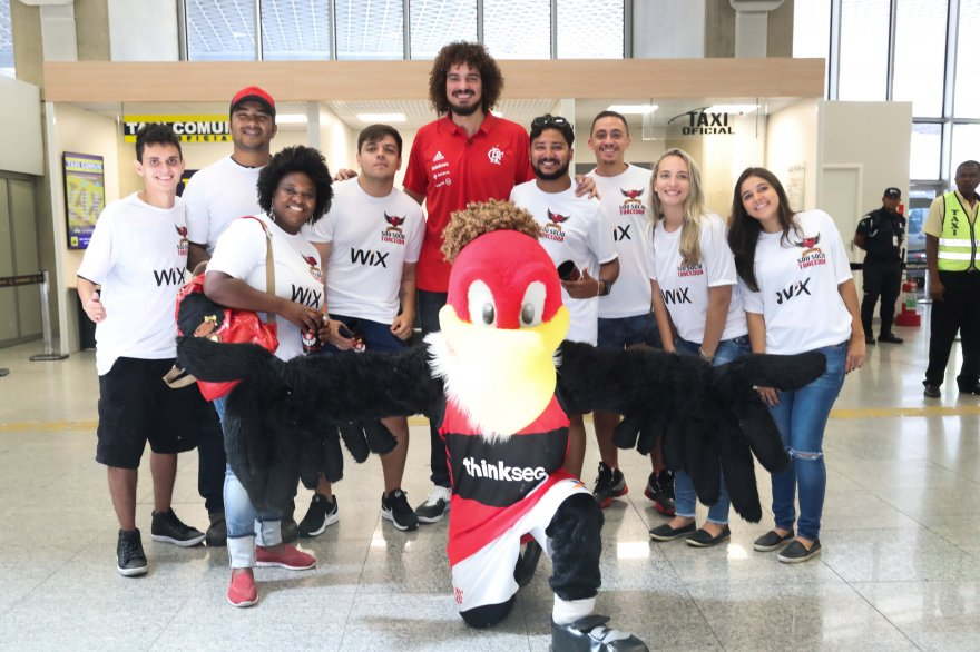 Fotos: Gilvan de Souza / Flamengo