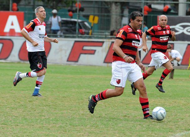 Alexandre Vidal e Fernando Azevedo -  Fla Imagem